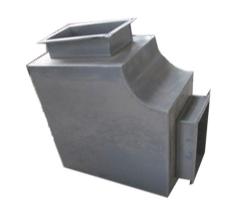 ZP—100型消声弯头