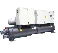 变频水源热泵机组