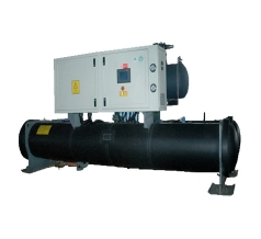 地下水式水源热泵机组